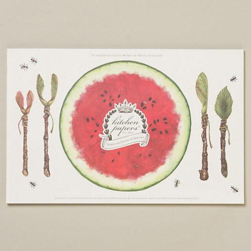 Плейсматы. подставка бумажная на стол для ресторана