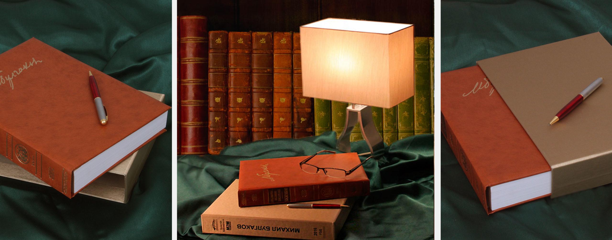 футляр для книг