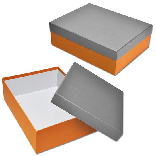 крышка-дно коробка