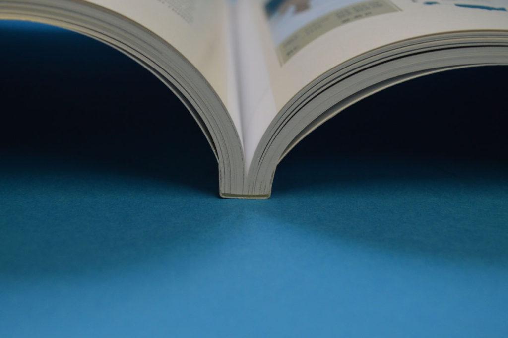 Книги с термоклеевым скреплением