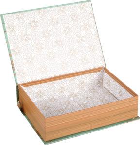 Подарочная коробка для книги