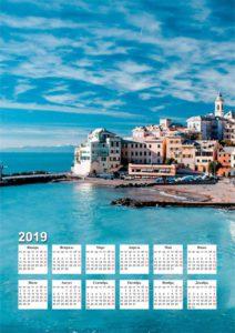 Виготовлення календарів плакатів