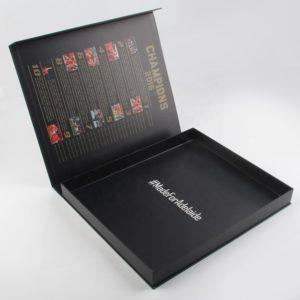 коробка бокс для DVD из картона