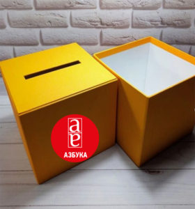 Коробки для квитків з картону