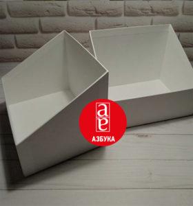 Коробки кришка-дно з картону незвичайної форми