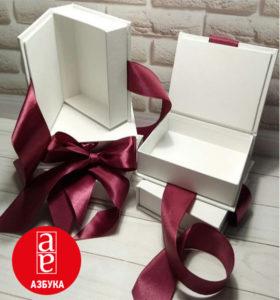 Коробка шкатулка для промо