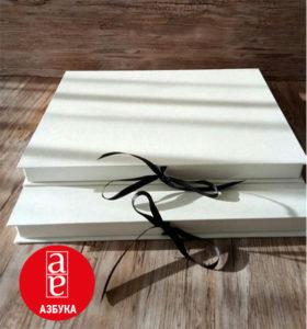 Коробка у вигляді шкатулки для подарунків і сувенірів картон дизайнерський