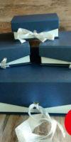 Коробка в виде шкатулки для сувенира
