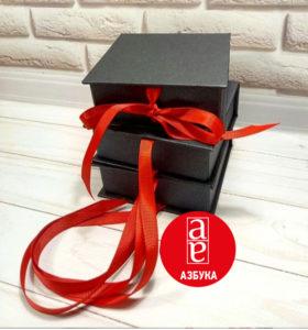 Коробки з дизайнерського картону для подарунків і сувенірів компанії