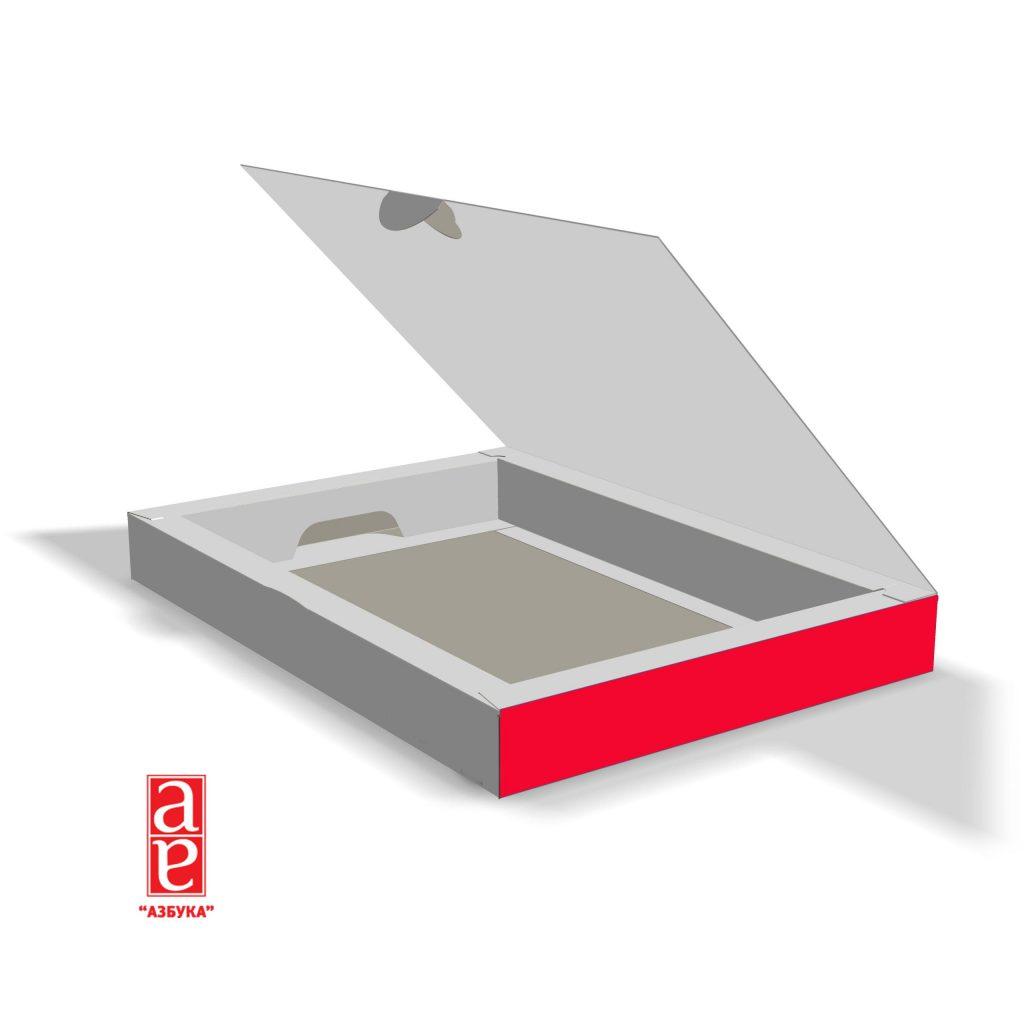 коробка для конфет 250х178х26 мм.
