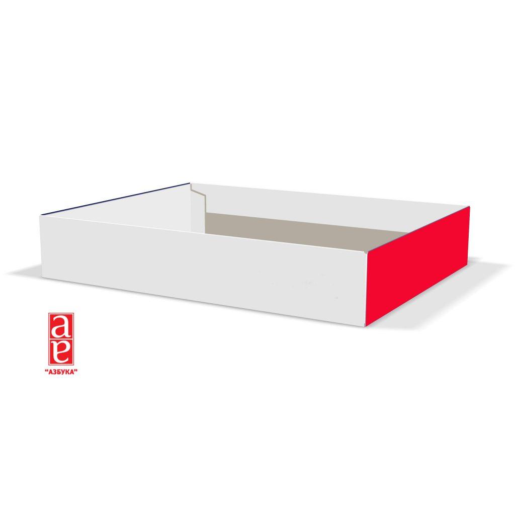 коробка 254х194х46 мм.