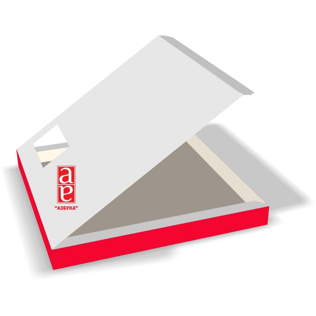 коробка 300х300х30