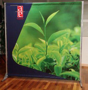 press wall 2x2 м