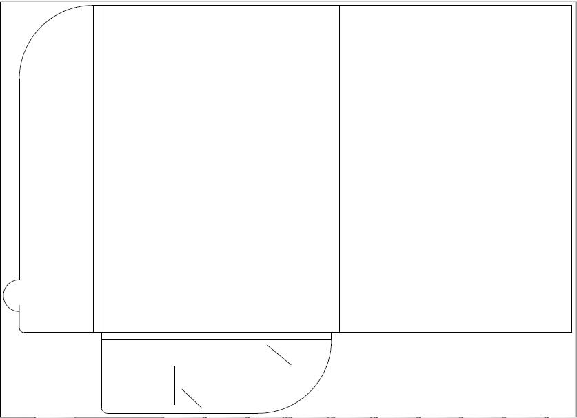 шаблон папки для висікання